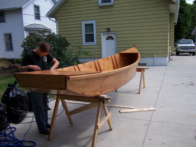 Adding a skeg to Lumberyard Skiff